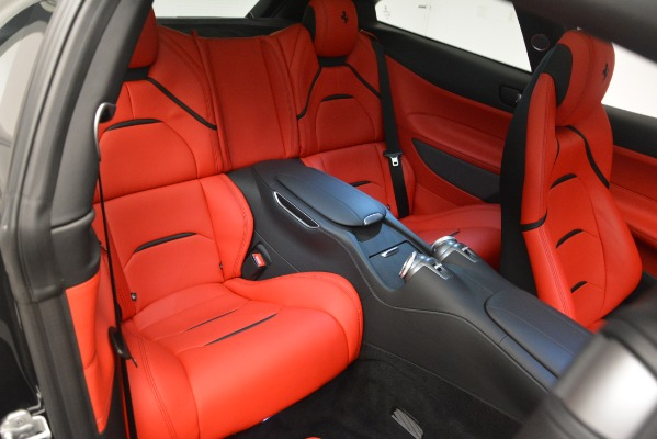 Used 2018 Ferrari GTC4LussoT V8 for sale Sold at Rolls-Royce Motor Cars Greenwich in Greenwich CT 06830 22