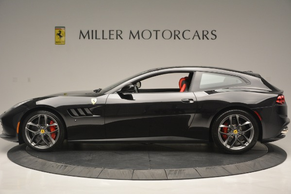 Used 2018 Ferrari GTC4LussoT V8 for sale Sold at Rolls-Royce Motor Cars Greenwich in Greenwich CT 06830 3