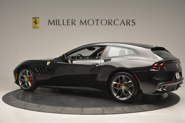 Used 2018 Ferrari GTC4LussoT V8 for sale Sold at Rolls-Royce Motor Cars Greenwich in Greenwich CT 06830 4
