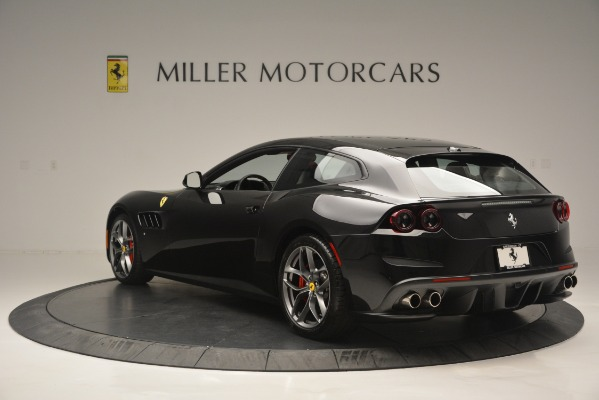 Used 2018 Ferrari GTC4LussoT V8 for sale Sold at Rolls-Royce Motor Cars Greenwich in Greenwich CT 06830 5