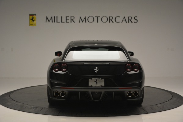 Used 2018 Ferrari GTC4LussoT V8 for sale Sold at Rolls-Royce Motor Cars Greenwich in Greenwich CT 06830 6