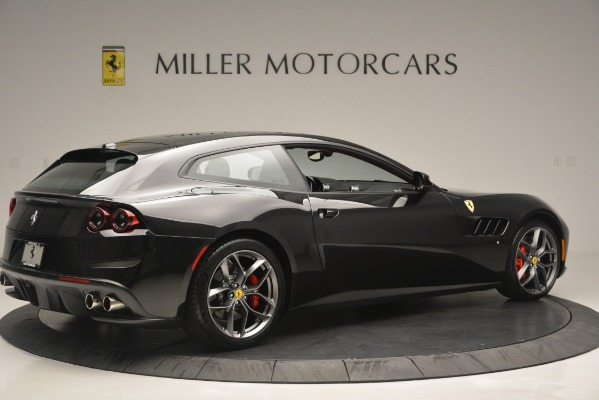 Used 2018 Ferrari GTC4LussoT V8 for sale Sold at Rolls-Royce Motor Cars Greenwich in Greenwich CT 06830 8