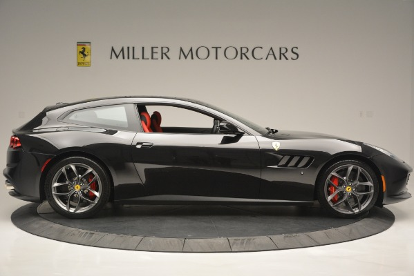 Used 2018 Ferrari GTC4LussoT V8 for sale Sold at Rolls-Royce Motor Cars Greenwich in Greenwich CT 06830 9