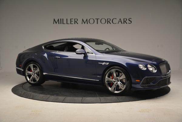 Used 2016 Bentley Continental GT Speed GT Speed for sale Sold at Rolls-Royce Motor Cars Greenwich in Greenwich CT 06830 10
