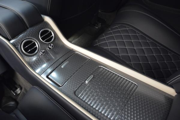 Used 2016 Bentley Continental GT Speed GT Speed for sale Sold at Rolls-Royce Motor Cars Greenwich in Greenwich CT 06830 27
