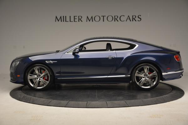 Used 2016 Bentley Continental GT Speed GT Speed for sale Sold at Rolls-Royce Motor Cars Greenwich in Greenwich CT 06830 3
