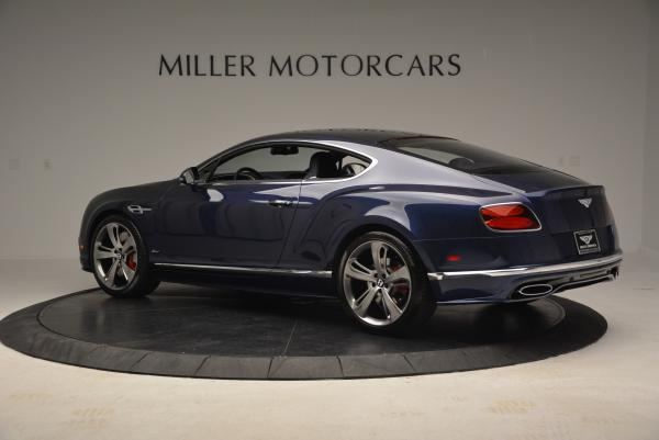 Used 2016 Bentley Continental GT Speed GT Speed for sale Sold at Rolls-Royce Motor Cars Greenwich in Greenwich CT 06830 4