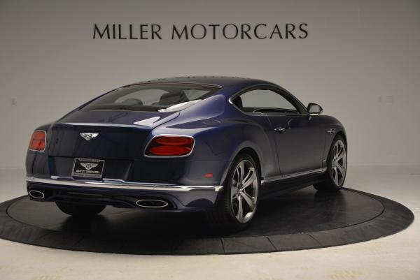 Used 2016 Bentley Continental GT Speed GT Speed for sale Sold at Rolls-Royce Motor Cars Greenwich in Greenwich CT 06830 7