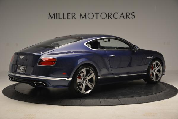 Used 2016 Bentley Continental GT Speed GT Speed for sale Sold at Rolls-Royce Motor Cars Greenwich in Greenwich CT 06830 8