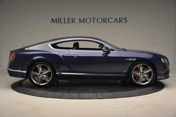 Used 2016 Bentley Continental GT Speed GT Speed for sale Sold at Rolls-Royce Motor Cars Greenwich in Greenwich CT 06830 9