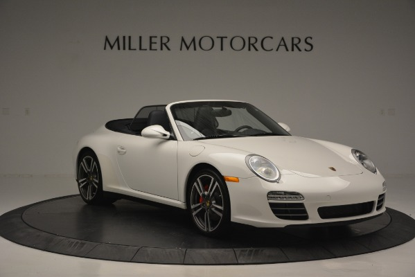 Used 2011 Porsche 911 Carrera 4S for sale Sold at Rolls-Royce Motor Cars Greenwich in Greenwich CT 06830 12