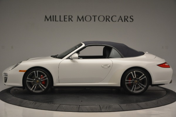 Used 2011 Porsche 911 Carrera 4S for sale Sold at Rolls-Royce Motor Cars Greenwich in Greenwich CT 06830 14