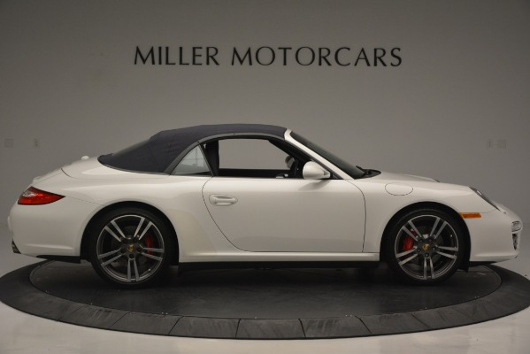 Used 2011 Porsche 911 Carrera 4S for sale Sold at Rolls-Royce Motor Cars Greenwich in Greenwich CT 06830 15