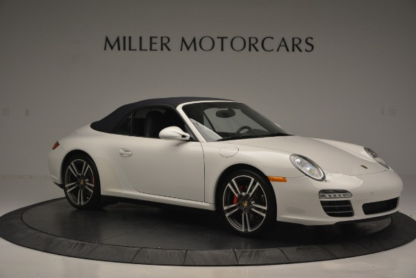 Used 2011 Porsche 911 Carrera 4S for sale Sold at Rolls-Royce Motor Cars Greenwich in Greenwich CT 06830 16