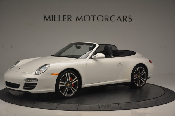 Used 2011 Porsche 911 Carrera 4S for sale Sold at Rolls-Royce Motor Cars Greenwich in Greenwich CT 06830 2