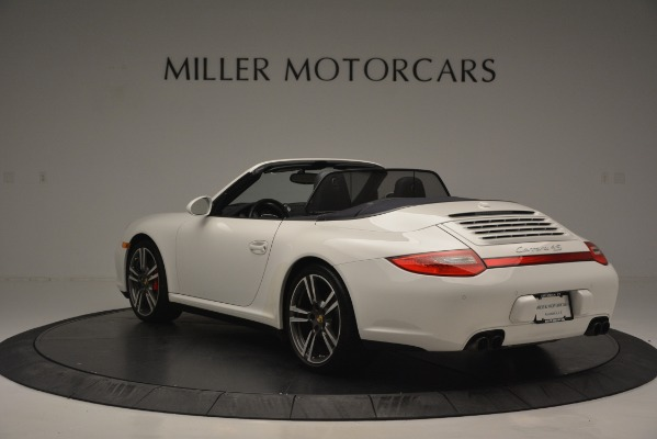 Used 2011 Porsche 911 Carrera 4S for sale Sold at Rolls-Royce Motor Cars Greenwich in Greenwich CT 06830 5
