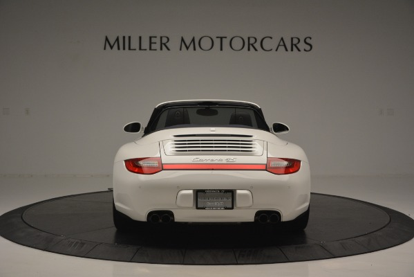 Used 2011 Porsche 911 Carrera 4S for sale Sold at Rolls-Royce Motor Cars Greenwich in Greenwich CT 06830 6