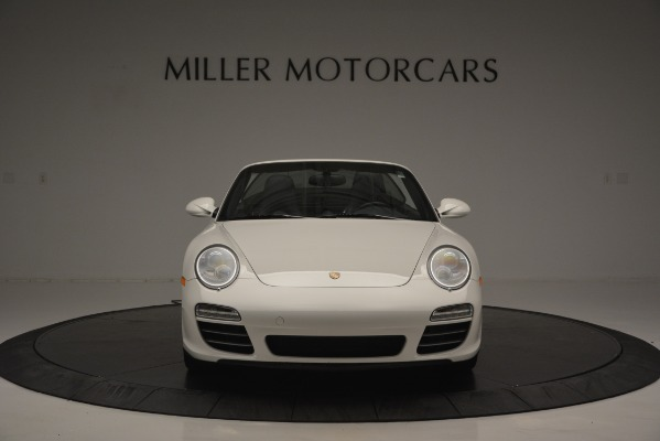 Used 2011 Porsche 911 Carrera 4S for sale Sold at Rolls-Royce Motor Cars Greenwich in Greenwich CT 06830 7