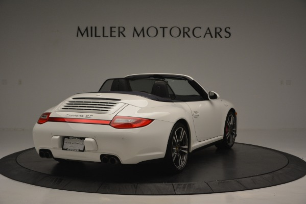 Used 2011 Porsche 911 Carrera 4S for sale Sold at Rolls-Royce Motor Cars Greenwich in Greenwich CT 06830 8