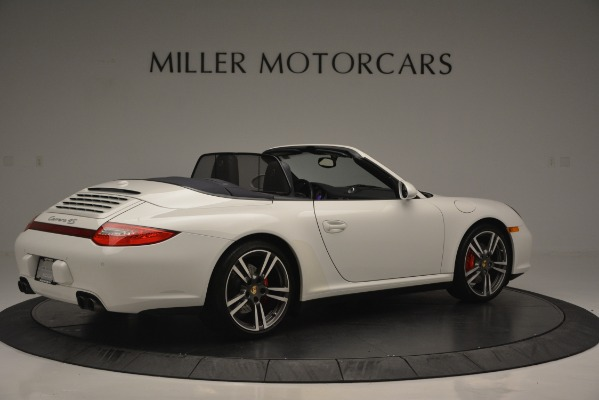 Used 2011 Porsche 911 Carrera 4S for sale Sold at Rolls-Royce Motor Cars Greenwich in Greenwich CT 06830 9