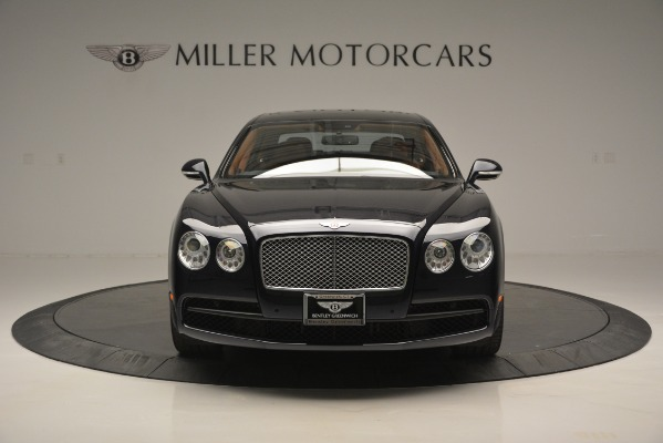 New 2018 Bentley Flying Spur V8 for sale Sold at Rolls-Royce Motor Cars Greenwich in Greenwich CT 06830 12