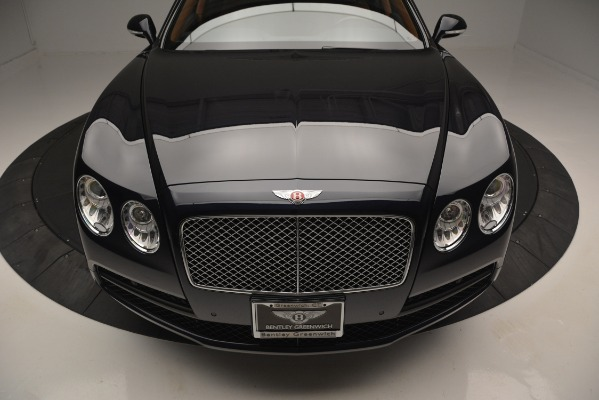 New 2018 Bentley Flying Spur V8 for sale Sold at Rolls-Royce Motor Cars Greenwich in Greenwich CT 06830 13