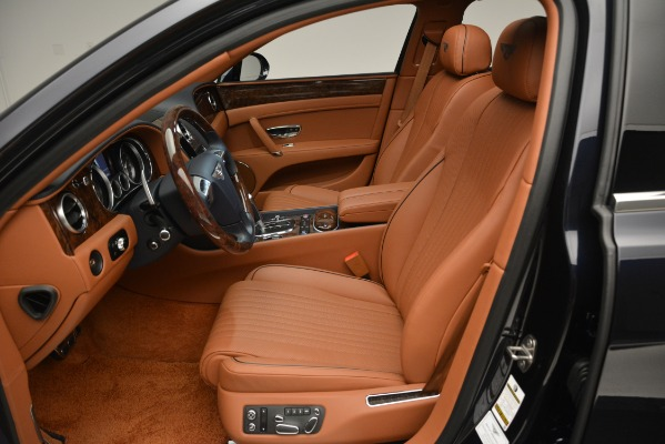 New 2018 Bentley Flying Spur V8 for sale Sold at Rolls-Royce Motor Cars Greenwich in Greenwich CT 06830 20