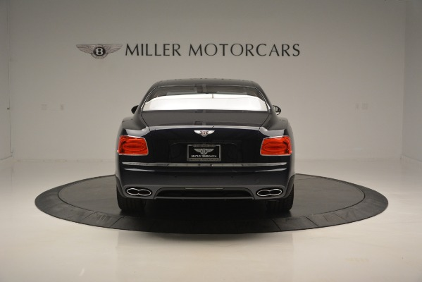 New 2018 Bentley Flying Spur V8 for sale Sold at Rolls-Royce Motor Cars Greenwich in Greenwich CT 06830 6