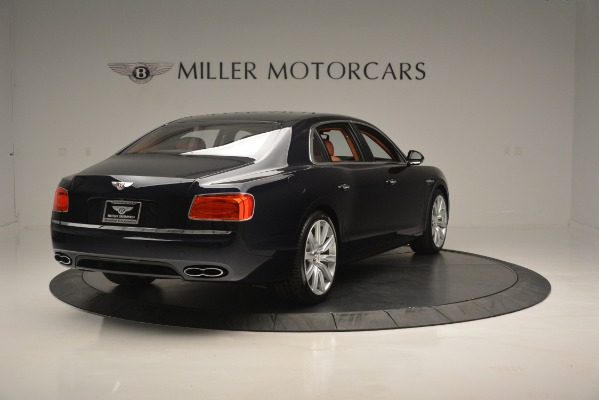 New 2018 Bentley Flying Spur V8 for sale Sold at Rolls-Royce Motor Cars Greenwich in Greenwich CT 06830 7
