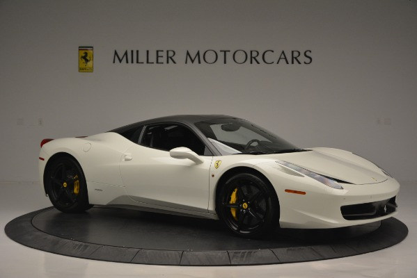 Used 2010 Ferrari 458 Italia for sale Sold at Rolls-Royce Motor Cars Greenwich in Greenwich CT 06830 10