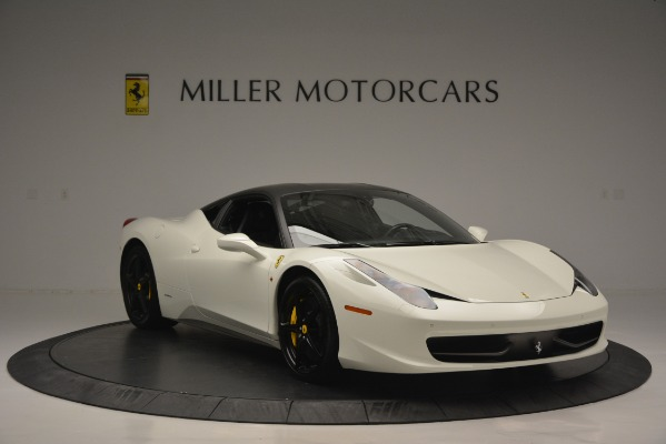 Used 2010 Ferrari 458 Italia for sale Sold at Rolls-Royce Motor Cars Greenwich in Greenwich CT 06830 11