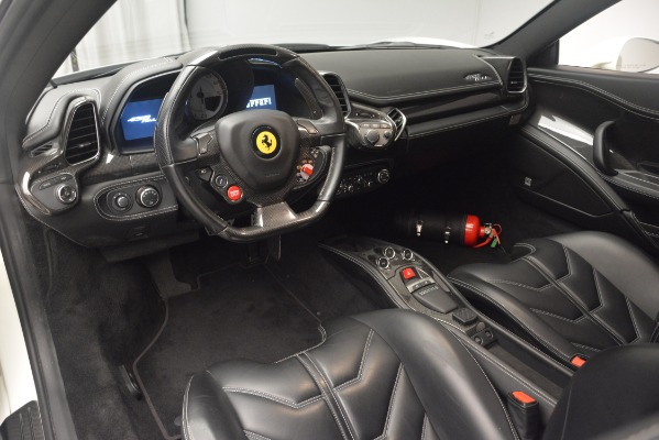 Used 2010 Ferrari 458 Italia for sale Sold at Rolls-Royce Motor Cars Greenwich in Greenwich CT 06830 13