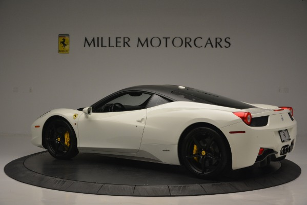 Used 2010 Ferrari 458 Italia for sale Sold at Rolls-Royce Motor Cars Greenwich in Greenwich CT 06830 4