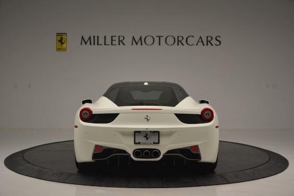 Used 2010 Ferrari 458 Italia for sale Sold at Rolls-Royce Motor Cars Greenwich in Greenwich CT 06830 6