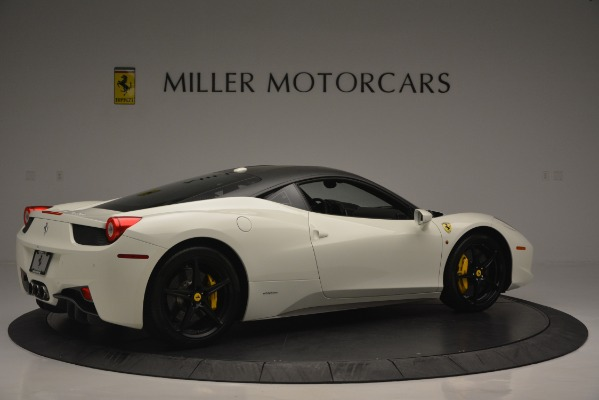 Used 2010 Ferrari 458 Italia for sale Sold at Rolls-Royce Motor Cars Greenwich in Greenwich CT 06830 8