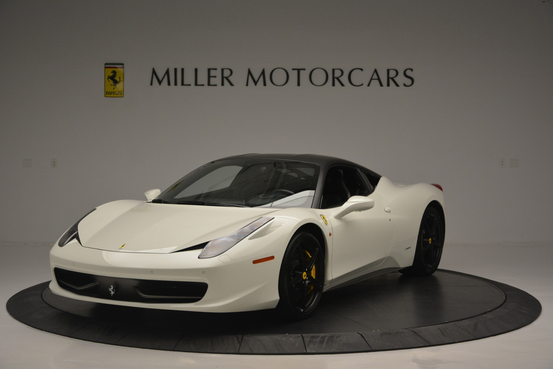 Used 2010 Ferrari 458 Italia for sale Sold at Rolls-Royce Motor Cars Greenwich in Greenwich CT 06830 1