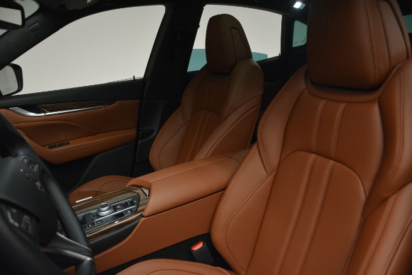 New 2019 Maserati Levante S Q4 GranSport for sale Sold at Rolls-Royce Motor Cars Greenwich in Greenwich CT 06830 15