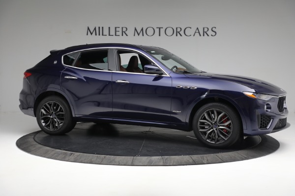 New 2019 Maserati Levante S Q4 GranSport for sale Sold at Rolls-Royce Motor Cars Greenwich in Greenwich CT 06830 10