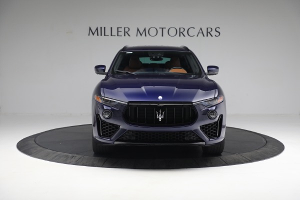 New 2019 Maserati Levante S Q4 GranSport for sale Sold at Rolls-Royce Motor Cars Greenwich in Greenwich CT 06830 12