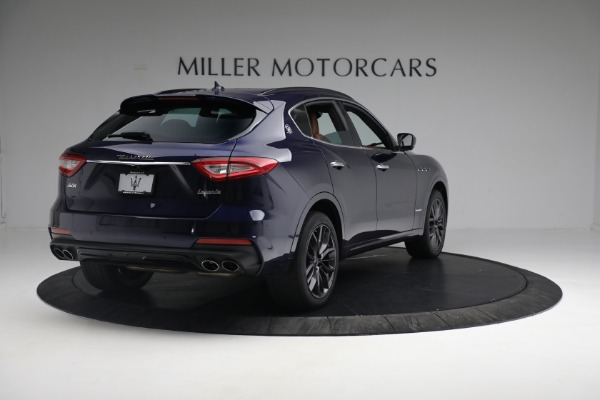 New 2019 Maserati Levante S Q4 GranSport for sale Sold at Rolls-Royce Motor Cars Greenwich in Greenwich CT 06830 7