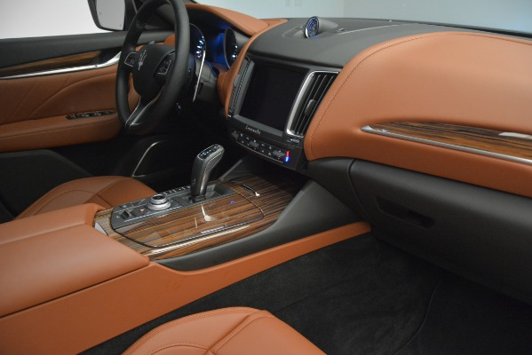 New 2019 Maserati Levante S Q4 GranSport for sale Sold at Rolls-Royce Motor Cars Greenwich in Greenwich CT 06830 20