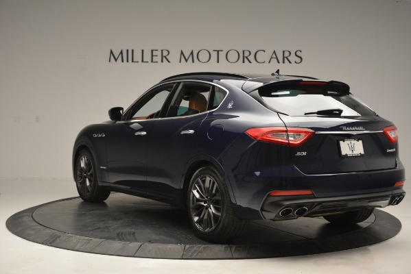New 2019 Maserati Levante S Q4 GranSport for sale Sold at Rolls-Royce Motor Cars Greenwich in Greenwich CT 06830 5