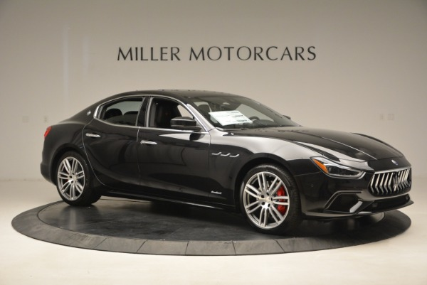 Used 2019 Maserati Ghibli S Q4 GranSport for sale $64,900 at Rolls-Royce Motor Cars Greenwich in Greenwich CT 06830 10