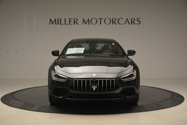 Used 2019 Maserati Ghibli S Q4 GranSport for sale $64,900 at Rolls-Royce Motor Cars Greenwich in Greenwich CT 06830 12