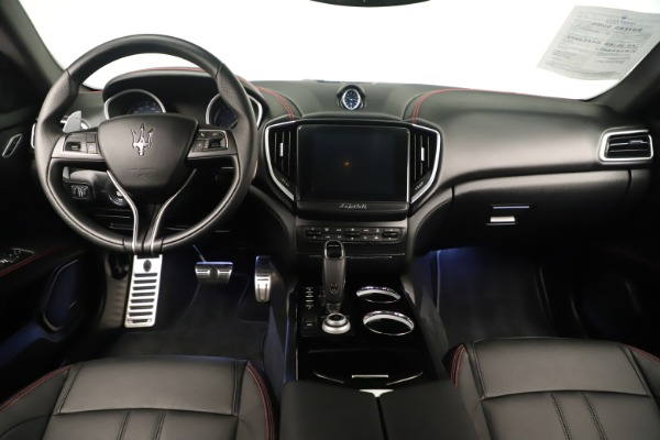 Used 2019 Maserati Ghibli S Q4 GranSport for sale $64,900 at Rolls-Royce Motor Cars Greenwich in Greenwich CT 06830 16