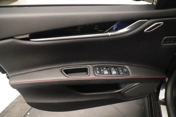 Used 2019 Maserati Ghibli S Q4 GranSport for sale $64,900 at Rolls-Royce Motor Cars Greenwich in Greenwich CT 06830 17