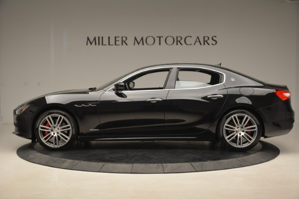 Used 2019 Maserati Ghibli S Q4 GranSport for sale $64,900 at Rolls-Royce Motor Cars Greenwich in Greenwich CT 06830 3