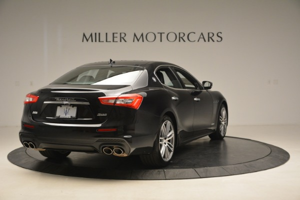 Used 2019 Maserati Ghibli S Q4 GranSport for sale $64,900 at Rolls-Royce Motor Cars Greenwich in Greenwich CT 06830 7