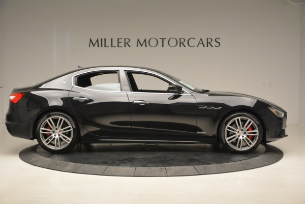 Used 2019 Maserati Ghibli S Q4 GranSport for sale $64,900 at Rolls-Royce Motor Cars Greenwich in Greenwich CT 06830 9