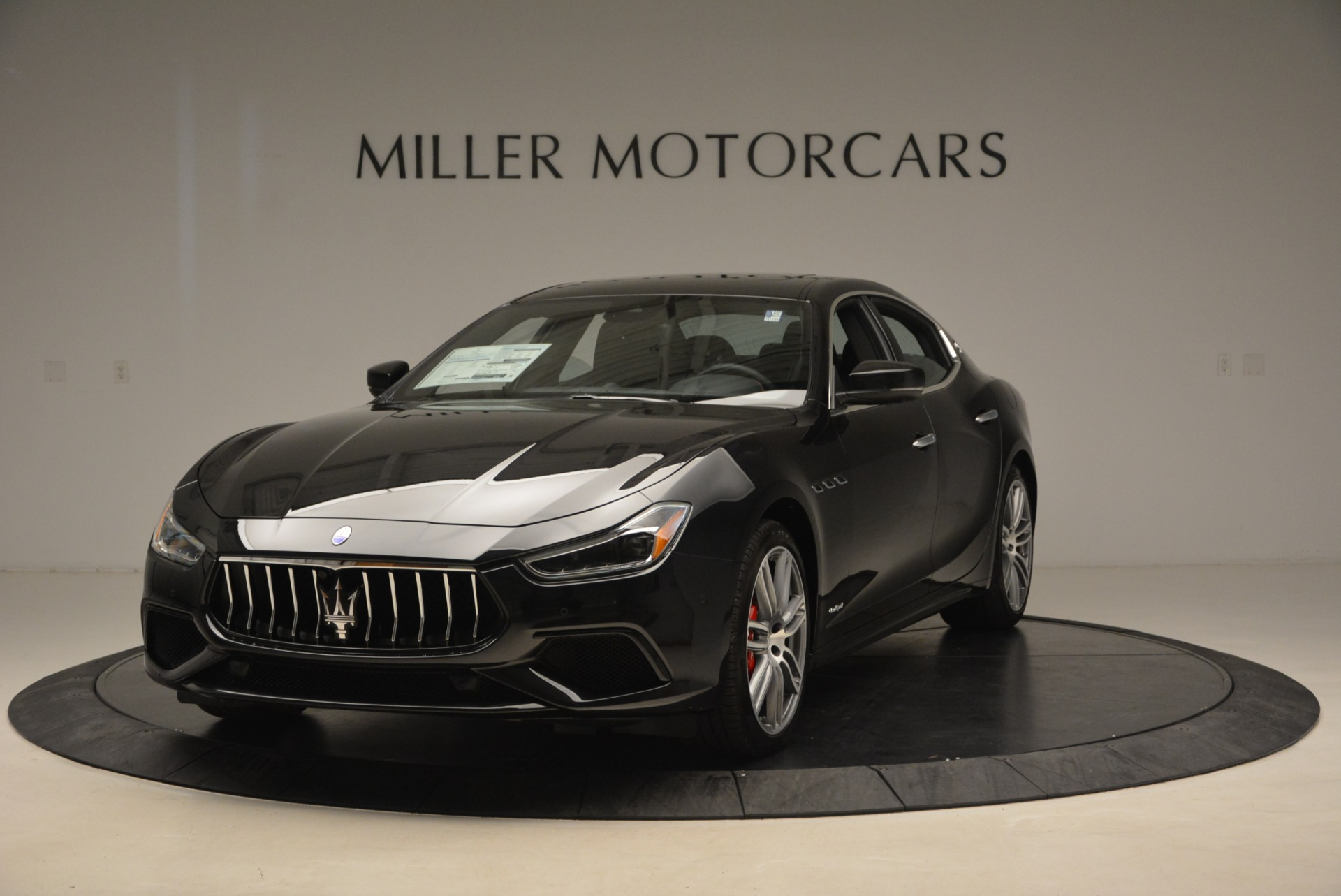 Used 2019 Maserati Ghibli S Q4 GranSport for sale $64,900 at Rolls-Royce Motor Cars Greenwich in Greenwich CT 06830 1